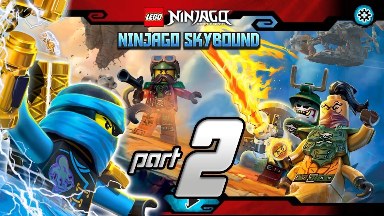 lego ninjago skybound part 2  ninjago online game for