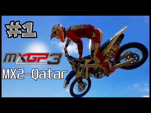 MxGp 3 || Mx2 Ronda 1 || Lossail-Qatar ||