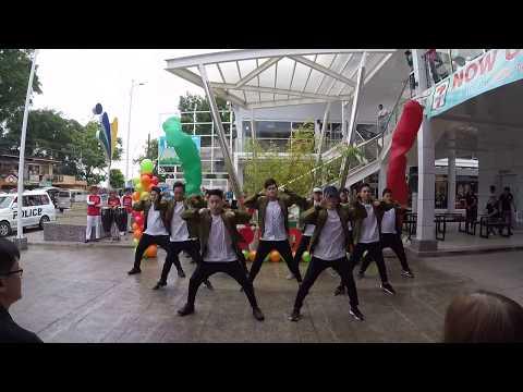 Animetrix Dancers   7-Eleven Bohol  Grand Opening   2017