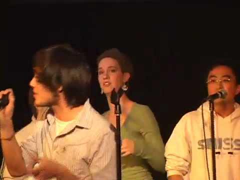 Jesse McCartney-Leavin' A Cappella