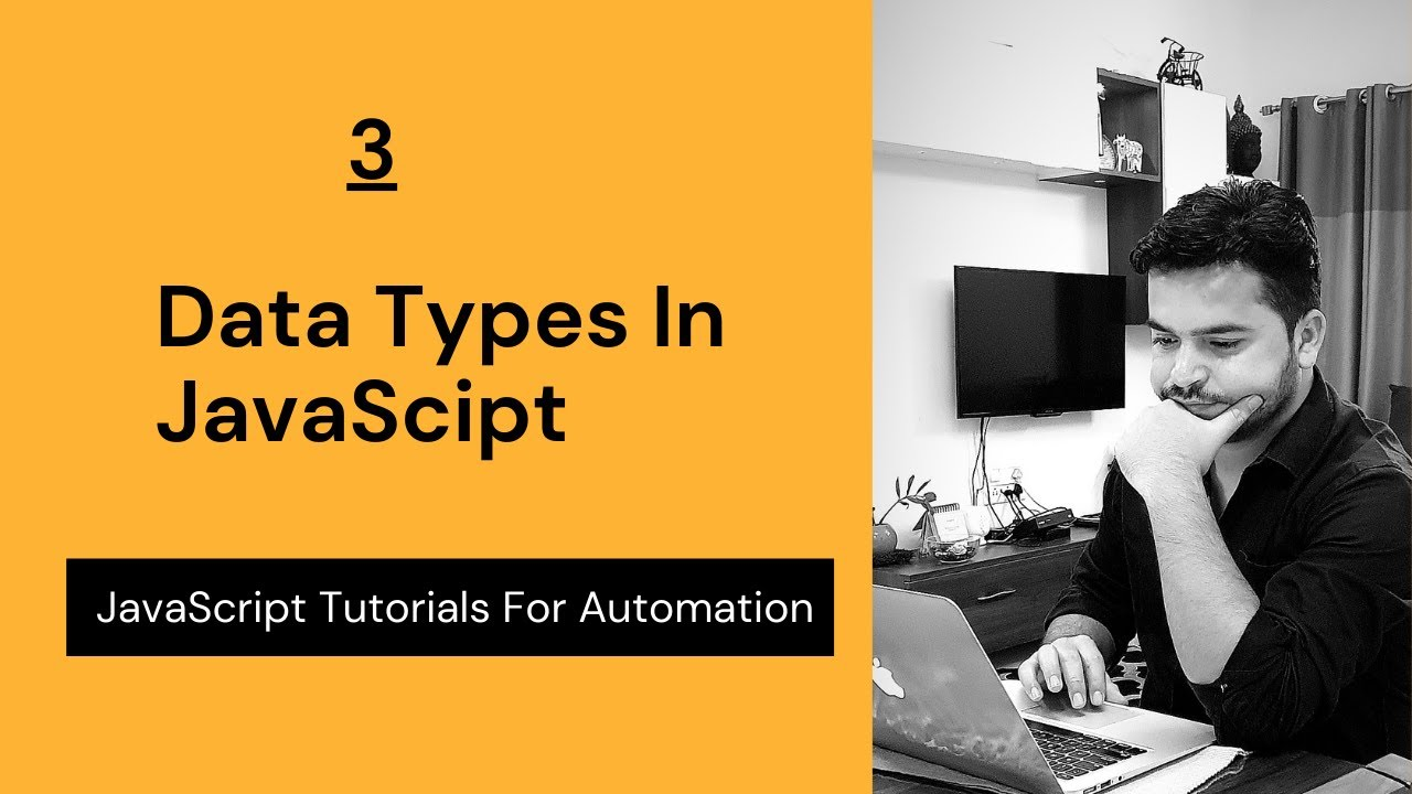 Data Types In JavaScript With Examples