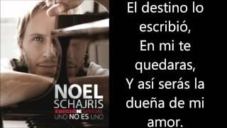 Noel Schajris - Amarte Una Vez Más Letra Lyrics
