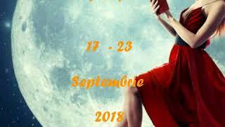 Horoscop săptămânal 17 - 23 septembrie 2018