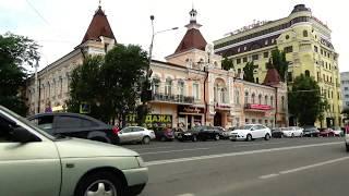 Ростов-на-Дону, прогулка по городу, лето 2017