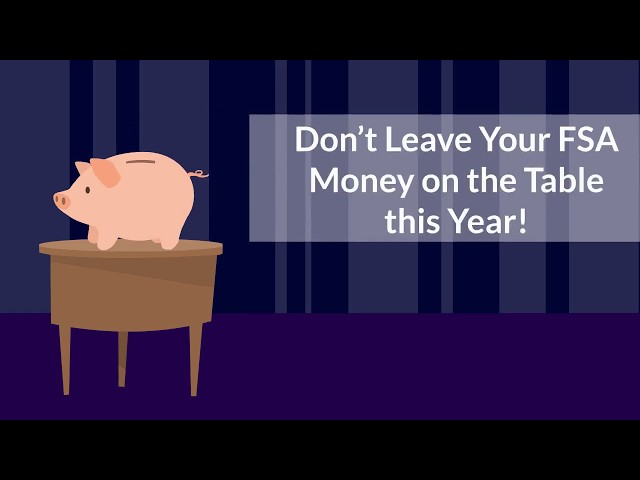 Don't Leave Your FSA Money on the Table this Year by Advantage Benefit Solutions