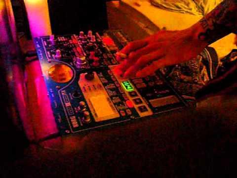 Korg EMX Dirty Complextro House/Dub - Necronomitron 3 track teaser