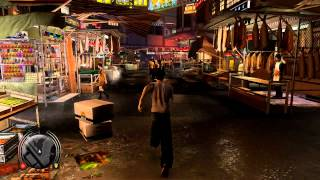 Sleeping Dogs - PC Gameplay Maxed Out Graphics