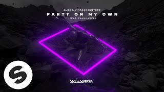 Alok & Vintage Culture - Party On My Own (feat. FAULHABER) [Official Audio]