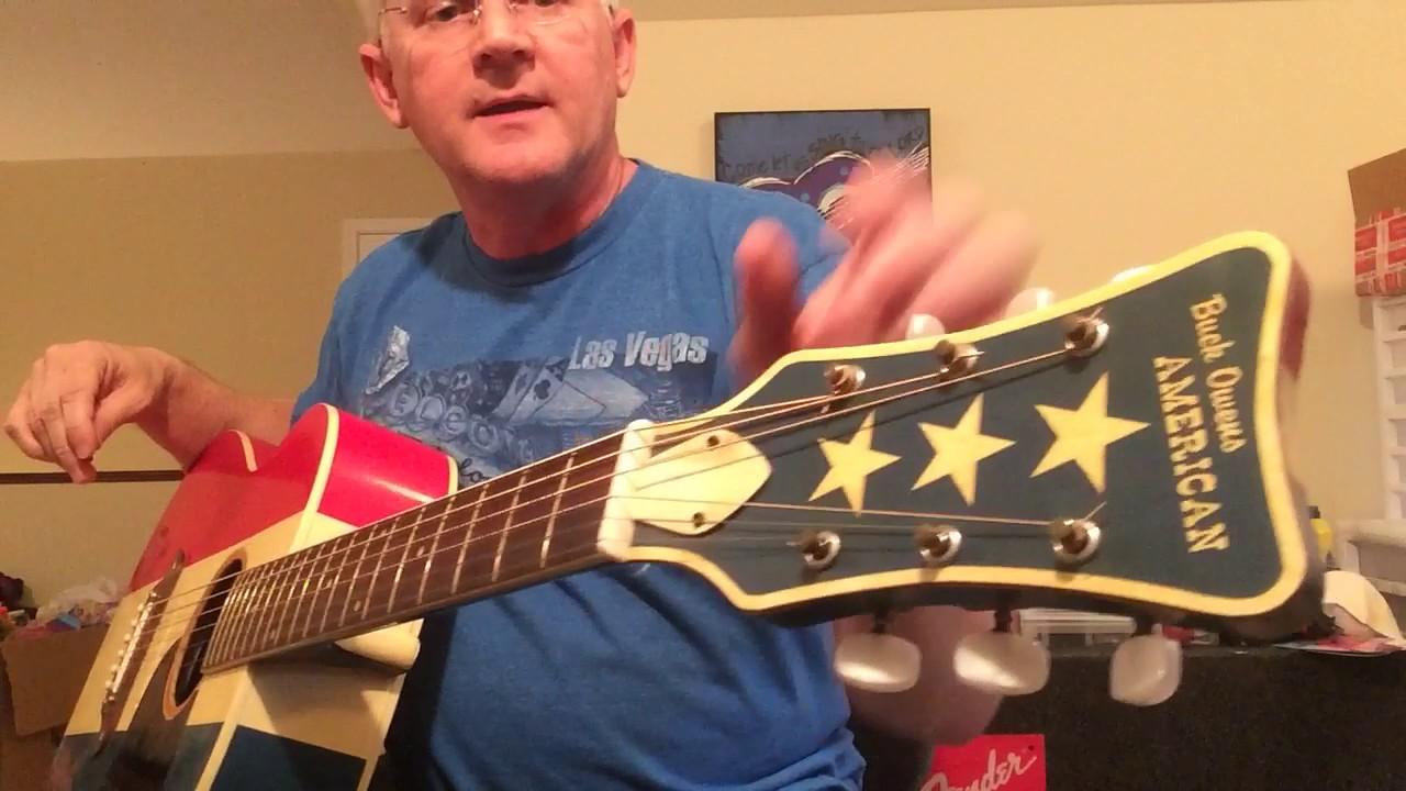 Buck Owens American Restoration Done Youtube