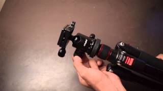 Digitek DTR 495 BH Tripod Unboxing and Hands On Overview