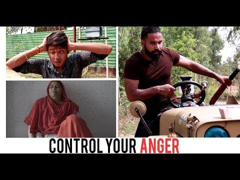 Control your anger   गुस्से का नतीजा   Feat. Nakul khatri vines   Bankal & Sehrawat