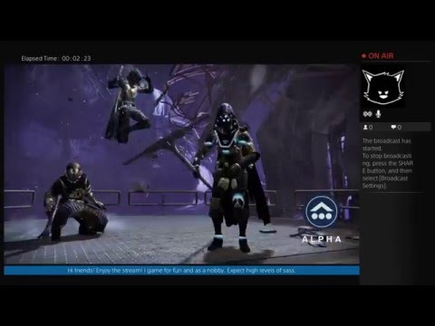 OneMoreDawn's PS4: Destiny (The Terrible Trio Tries Triples)