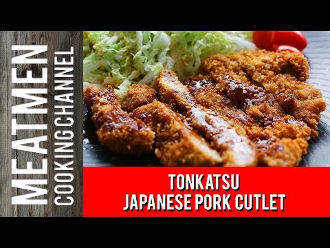 Tonkatsu - Japanese pork cutlet