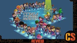 CONGA MASTER - PS4 REVIEW