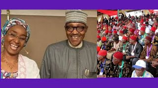CASH TRANSFER: IGBOS SHOULDN'T EXPECT ANY MONEY FROM FG THIS PERIOD, WHAT A STATEMENT FROM BUHARI'S.