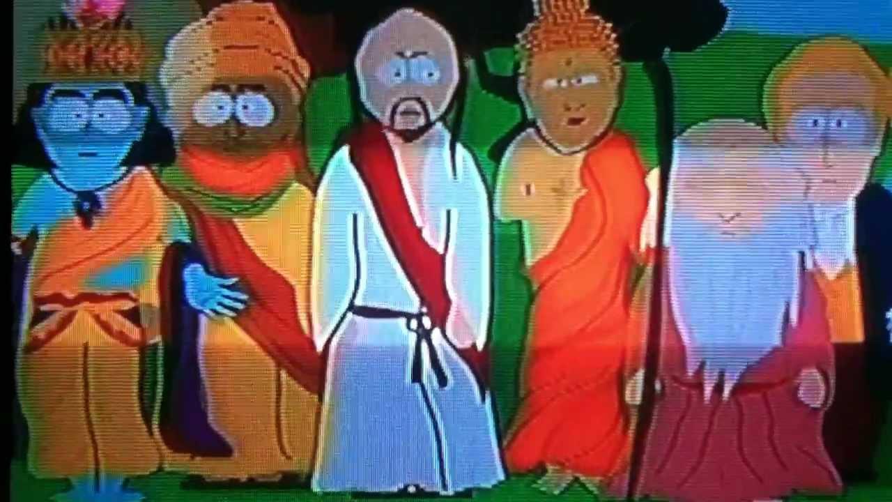Muhammad South Park Amigos I South Park I