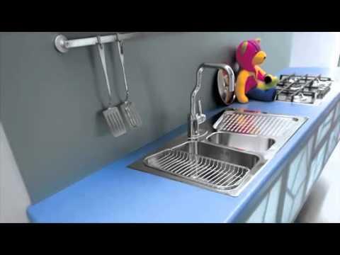 Reductieau Oras La Cucina Alessi - YouTube