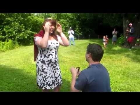 The Proposal - Emily Fisher & Alex Ball