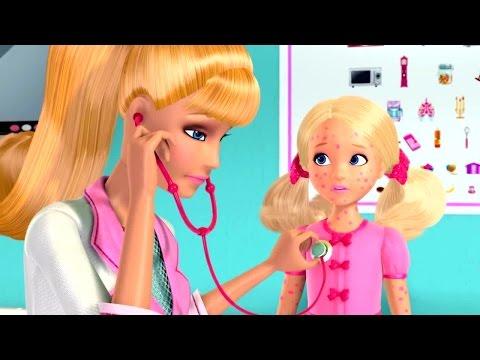 Барби заболела мультфильм