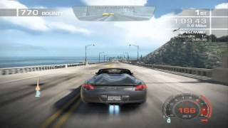 Need for Speed Hot Pursuit ~ Racer Gameplay ~ Roadsters Reborn
