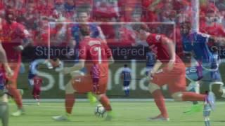 Palo y atroden FIFA 17 2017 05 27