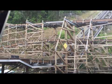Lightning Rod Dollywood Launch 6-18-17