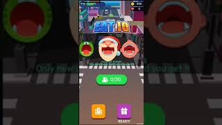 EAT IO Game(Facebook Games)funny play ep4