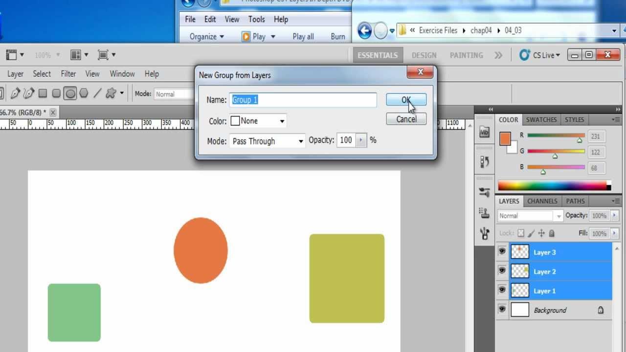 Photoshop Blend Modes Explained - Photo