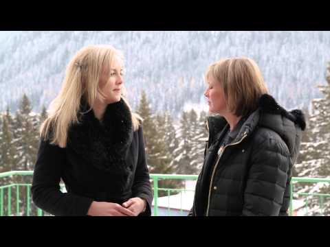 WEF Davos 2015 Hub Culture Interview Robyn Scott