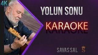 Yolun Sonu Görünüyor Karaoke 4k