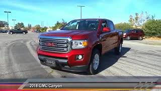2018 GMC Canyon Diamond Hills Auto Group - Banning, CA - Live 360 Walk-Around Inventory Video 180378