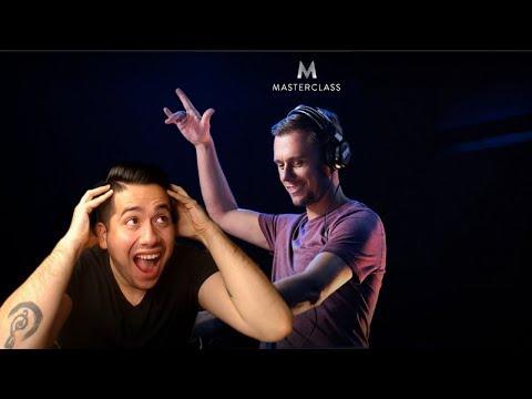 Armin Van Buuren Masterclass Reaction