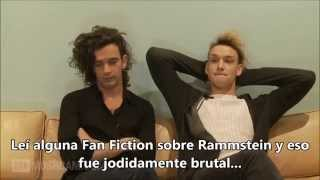 Matty Healy // Hilarious moments // Subtitulado al español