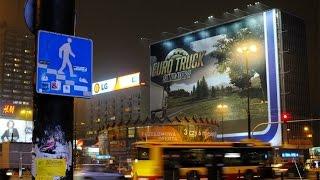 Euro Truck Simulator 2 (Luxembourg -Łódź ) odc.1 z 2