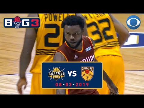 Will Bynum goes OFF on Killer 3's   Big3 Highlights   CBS Sports