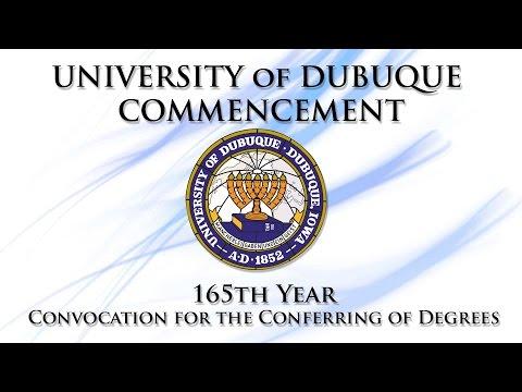 University of Dubuque: 2017 Commencement