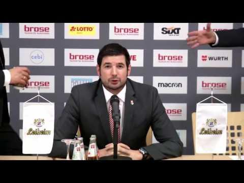 Pressekonferenz | Brose