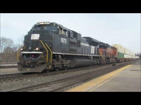 Railfanning Alliance Ohio 2/24/2018