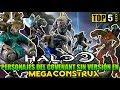 TOP 5: Halo 2 Personajes del Covenant Sin Versión en Mega Construx