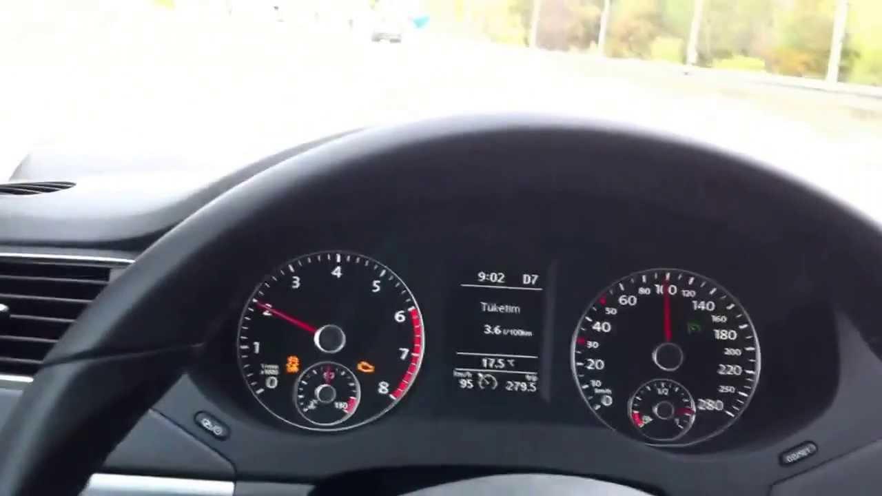 jetta 1.2 tsi yakıt tüketimi - rekor denemeleri 7 - youtube
