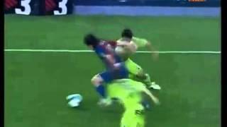 Barcelona   Getafe 2 0   Messi come Maradona   Sky Sport Marco Cattaneo