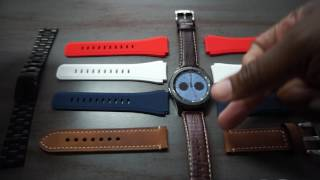Samsung Gear S3 Frontier Watch Bands!