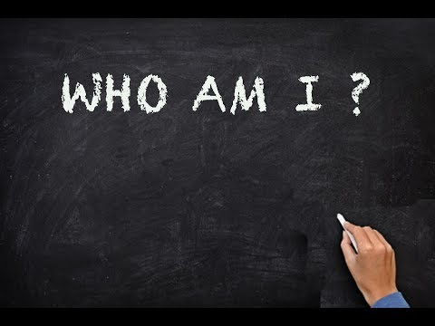Self Inquiry: Who am I ?