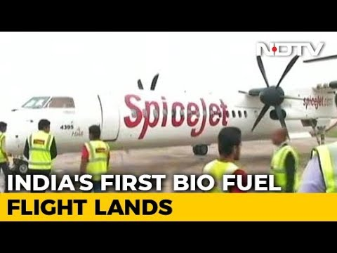 A Plane That Runs On Fuel Made By 500 Families, A First In India