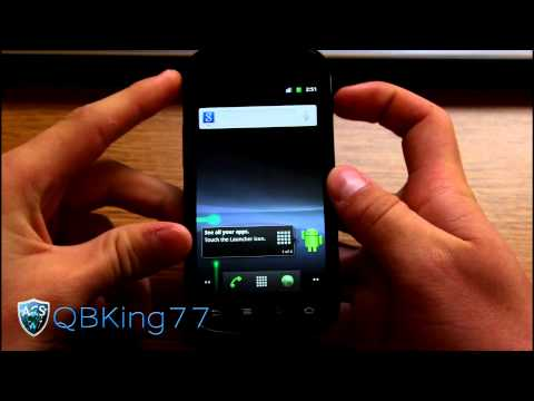 How to Manually Update the Nexus S 4G To official Android 4.0.4 ICS