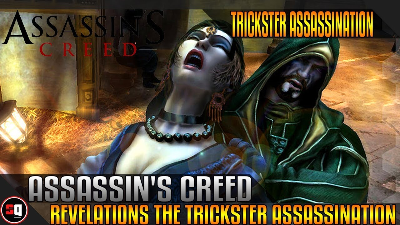 Assassin S Creed Revelations The Trickster Assassination Youtube