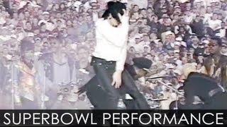 Michael Jackson live at SuperBowl 1993 - Enhanced - HD
