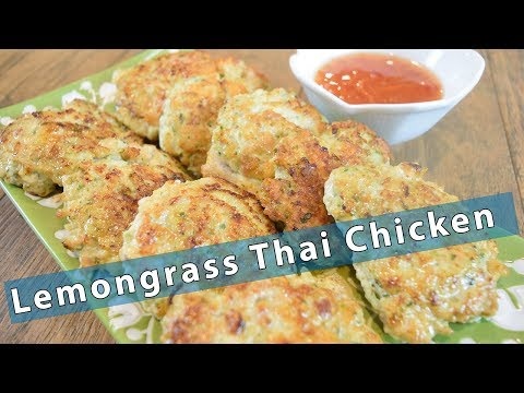 Thai Lemongrass Chicken