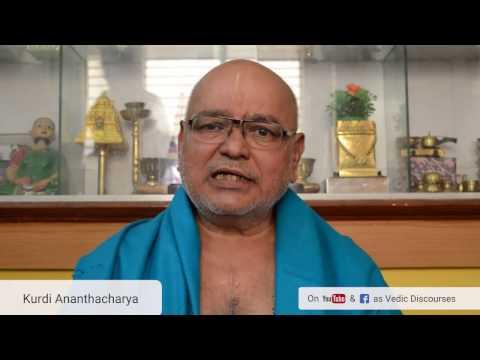 Ugadi Vaishishtya + Sankshipta Panchanga Shravana, 2017-18 || Kurdi Ananthacharya