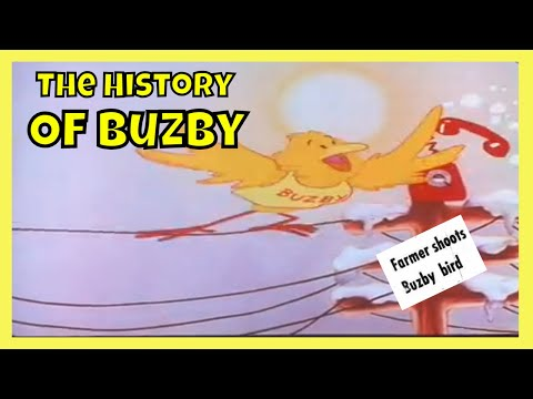 Buzby BT Adverts - (And Everything Else) - British Telecom